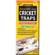 Harris Cricket Traps W/Irresistible Lures Ctrp - Pkg Qty 15