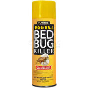Harris Egg Kill Bed-Bug Aerosol Spray Egg-16 16 Oz. - Pkg Qty 12