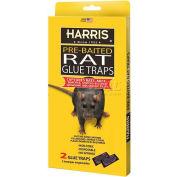Harris Rat Glue Trap 2 Pack HRG-2 - Pkg Qty 12