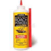 Harris 99% Boric Acid Powder W/Lure 16 Oz. Hrp-16 - Pkg Qty 12