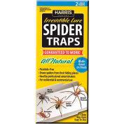 Harris Spider Traps W/Irresistible Lures Strp - Pkg Qty 15