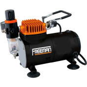 Freeman Tools CO2MAC, 0.2 HP, Hand Carry, Tankless, Hot Dog, 60 PSI, 0.8 CFM, 1-Phase 120V