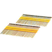 """Freeman Framing Nails FR.131-3B, 3"""" x .131"""", Plastic Collated, Coated Smooth Shank, 2000/Bx"""
