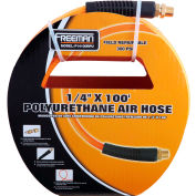 "Freeman Air Hose P14100RPU, 1/4"" x 100', Polyurethane"