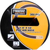 "Freeman Air Hose S3850PVC, 3/8"" x 50', PVC"