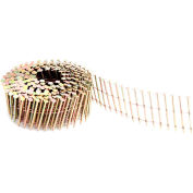 """Freeman Coil Siding Nail SNRSG92-175WC, 1-3/4"""" x .92"""", Wire Collated, Galvanized Ring Shank, 4200/Bx"""