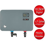 Atmor AT-905-11TB Thermoboost 10.5kW/240V 1.7 GPM Electric Tankless Water Heater