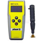 Phase 2 MET-U1A50 Portable Ultrasonic Hardness Tester - 5Kg Load