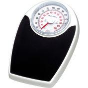 "Health O Meter 142KL Floor Scale 330 x 1lb/150 x 0.5kg 11-1/2 x 10-3/4 Plat. W/ 6-1/2"" Dial 2 Pack"