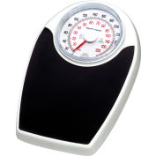 "Health O Meter 142KL Floor Scale 330 x 1lb/150 x 0.5kg 11-1/2 x 10-3/4 Plat. W/ 6-1/2"" Dial"