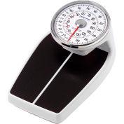 Health O Meter 160KL Floor Scale 400 x 1lb/180 x 1kg 11 x 12-1/2 Platform W/ Raised Dial - 2 Pack