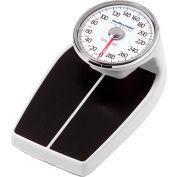"Health O Meter 160LB Floor Scale 400 x 1lb, 11 x 12-1/2"" Platform W/ Raised 8"" Dial - 2 Pack"