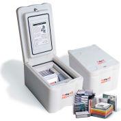 """FireKing® MV1000 MediaVault™ Safe, 11-5/8""""W x 17-1/2""""D x 10-1/2""""H, 0.2 Cu. Ft."""