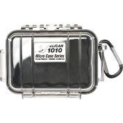 "Pelican 1010 Watertight Micro Case With Liner 5-7/8"" x 4-5/8"" x 2-1/8"", Black"