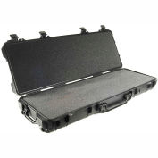 "Pelican 1720 Watertight Rifle Case With Foam 42"" x 16"" x 6-1/8"", Black"