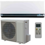 Pridiom® Elite Series Mini-Split System PMS097EL - 9,000 BTU Heat Pump 27 SEER