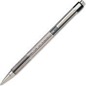Pilot® Better Retractable Ballpoint Pen, Refillable, Non-Slip Grip, Fine, Black Ink, Dozen