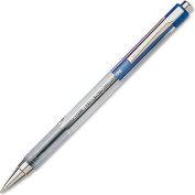 Pilot® Better Retractable Ballpoint Pen, Refillable, Non-Slip Grip, Fine, Blue Ink, Dozen