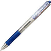 Pilot® EasyTouch Ballpoint Retractable Pen, Fine, Blue Ink, Dozen