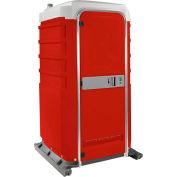 PolyJohn® Fleet™ Portable Restroom Red - FS3-1013