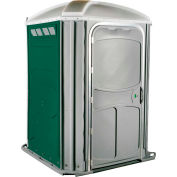 PolyJohn® Comfort Inn™ Wheel Chair Accessible Portable Restroom Evergreen - PH03-1003