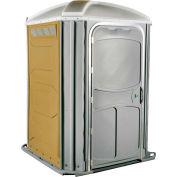 PolyJohn® Comfort XL™ Wheel Chair Accessible Portable Restroom Tan - PH03-1006