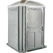 PolyJohn® Comfort XL™ Wheel Chair Accessible Portable Restroom Lt Gray - PH03-1007