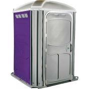 PolyJohn® Comfort XL™ Wheel Chair Accessible Portable Restroom Purple - PH03-1010