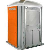 PolyJohn® Comfort Inn™ Wheel Chair Accessible Portable Restroom Orange - PH03-1011