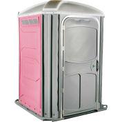 PolyJohn® Comfort Inn™ Wheel Chair Accessible Portable Restroom Pink - PH03-1012