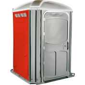 PolyJohn® Comfort Inn™ Wheel Chair Accessible Portable Restroom Red - PH03-1013