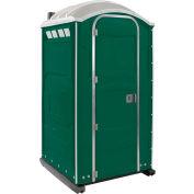 PolyJohn® PJN3™ Portable Restroom Evergreen - PJN3-1003