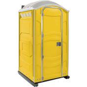 PolyJohn® PJN3™ Portable Restroom Yellow - PJN3-1009