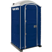 PolyJohn® PJN3™ Portable Restroom Dark Blue - PJN3-1016