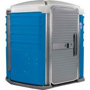PolyJohn® We'll Care™ ADA Compliant Portable Restroom Blue - SA1-1001