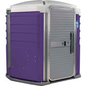 PolyJohn® We'll Care™ ADA Compliant Portable Restroom Purple - SA1-1010