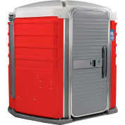 PolyJohn® We'll Care™ ADA Compliant Portable Restroom Red - SA1-1013