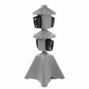 PolyJohn® Sanistand™ 4 Position ADA Foam Hand Sanitizing Station - SAN1-2100