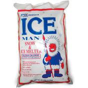 Perk Ice Man Ice & Snow Melter 25 lb Bag - 100 Bags/Pallet - SM-1900-25