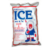 Perk Ice Man Ice & Snow Melter 50 lb Bag - 49 Bags/Pallet - SM-1900-50