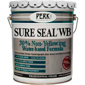 Sure Seal WB-30% Non-Yellowing Acrylic Sealer, 5 Gallon Pail 1/Case - WB-30NY