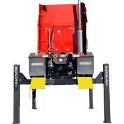 BendPak® Four-Post Lift 27,000 lb Capacity, Extended