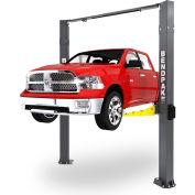 "BendPak® 10,000 lb Capacity/Asymmetric/Adjustable Width/Screw Pads/High Rise/181"" OA Height"