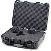 """Nanuk 910-1007 910 Case w/Foam, 14.3""""L x 11.11""""W x 4.7""""H, Graphite"""