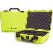 "Nanuk 910 Series DJI Osmo Case 910-OSM2 with Foam Insert 14-5/16""L x 11-1/8""W x 4-11/16""H Lime"
