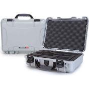 """Nanuk 910 Series DJI Osmo Case 910-OSM5 with Foam Insert 14-5/16""""L x 11-1/8""""W x 4-11/16""""H Silver"""