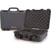 """Nanuk 910 Series DJI Osmo Case 910-OSM7 with Foam Insert 14-5/16""""L x 11-1/8""""W x 4-11/16""""H Graphite"""