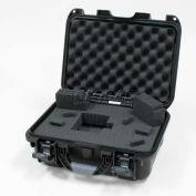 """Nanuk 915 Case w/Foam, 15-3/8""""L x 12-1/8""""W x 6-13/16""""H, Black"""
