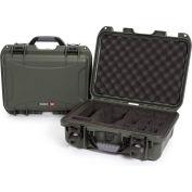 "Nanuk 920 Waterproof DJI MAVIC Hard Case 920-MAV6 w/ Foam 16-11/16""L x 13-3/8""W x 6-13/16""H Olive"