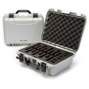 "Nanuk 920 Series Magazine Case w/Uni Mag Foam Insert 920-UM05 16-11/16"" x 13-3/8"" x 6-13/16"" Silver"